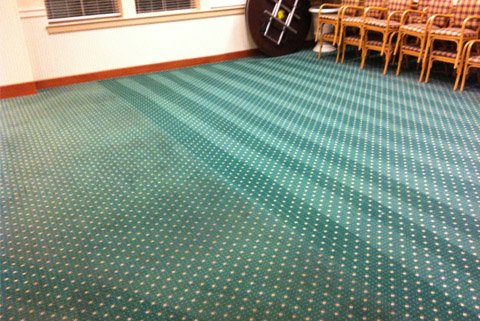 Carpet Steam Cleaning Fulham